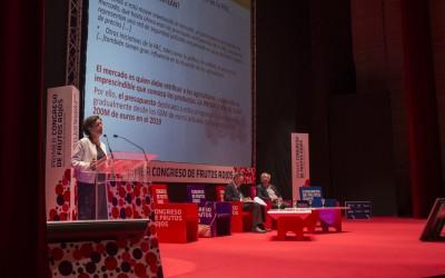Promoción para fomentar el consumo de la fresa producida en Europa