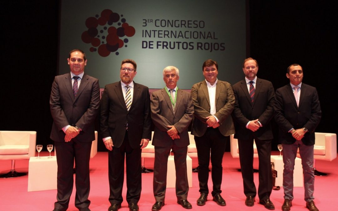 Arranca el Tercer Congreso Internacional de Frutos Rojos