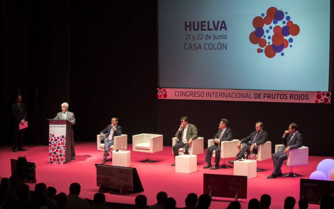 Imágenes Congreso Internacional de Frutos Rojos