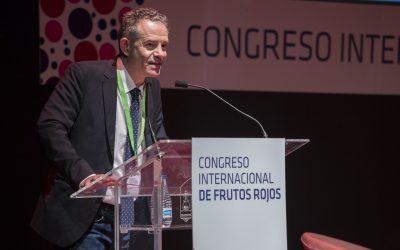 El mercado y las cualidades saludables del arándano y la investigación varietal de berries protagonizan la segunda jornada del 4º Congreso de Frutos Rojos