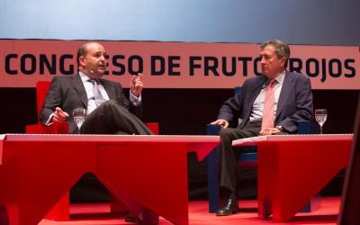 """La mejora de la comercialización de los frutos rojos tiene un """"amplio recorrido"""""""