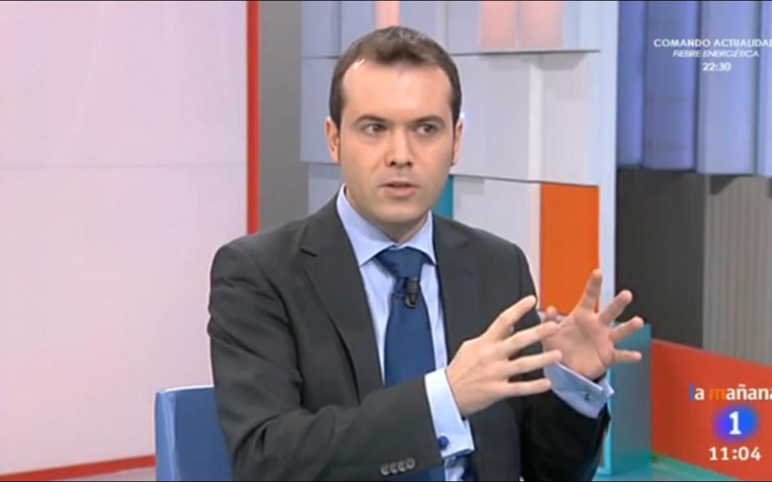 El economista Juan Ramón Rallo cierra mañana miércoles la primera jornada del Congreso de Frutos Rojos
