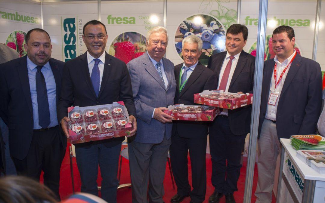 La promoción de los berries, la compra como experiencia multisensorial y los beneficios saludables de su consumo abren el II Congreso de Frutos Rojos