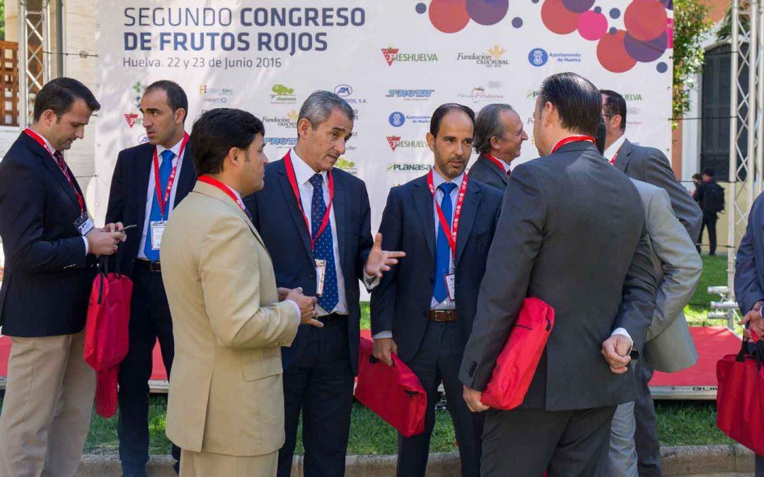 Chile, Perú y Francia expondrán la situación de sus sectores en el III Congreso de Frutos Rojos