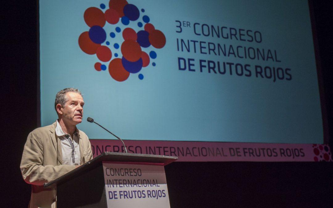 La sostenibilidad y la salubridad de los berries centran el debate de la segunda jornada del III Congreso Internacional de Frutos Rojos